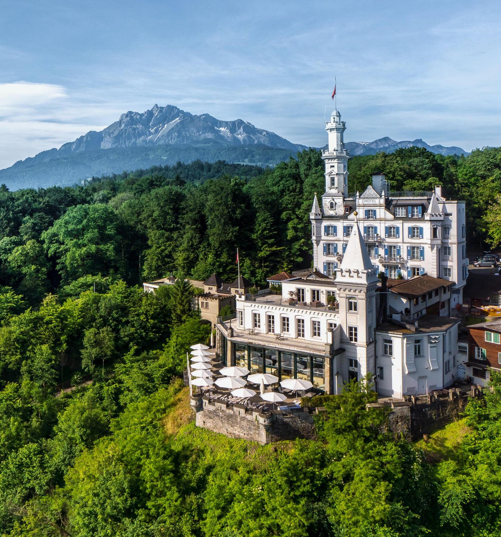 Chateau Gutsch, designed by Martyn Lawrence Bullard